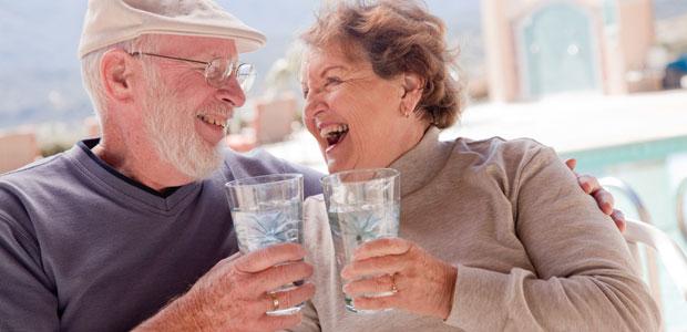 Bổ sung đủ nước cần thiết cho cơ thể